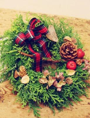 浜松 クリスマス リース