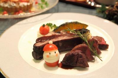 浜松 クリスマスディナー