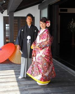 浜松 写真撮影 和装3